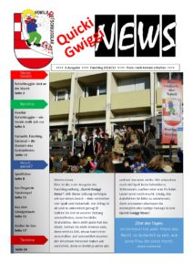 Quicki Gwiggi News2016/17
