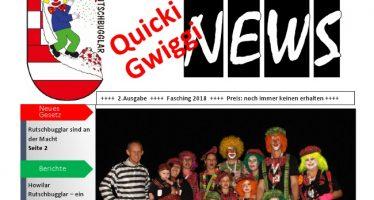 Quicki Gwiggi News 2018